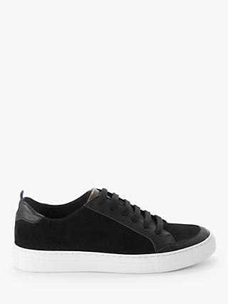Kin Eliyah Leather Lace Up Trainers