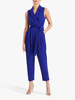 Phase Eight Tilly Jumpsuit, Sapphire