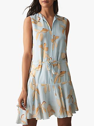 e599b0ba8e Reiss Sienna Reef Print Dress