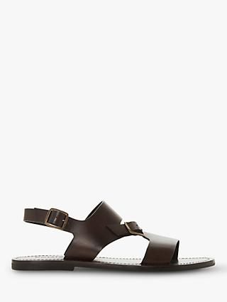 da5cae41bcb Bertie Ishmel Leather Buckle Sandals