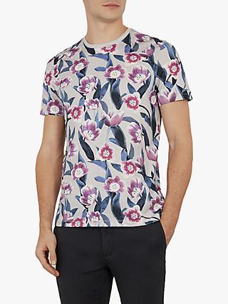 b2e03e12 Ted Baker | Men's T-Shirts | John Lewis & Partners