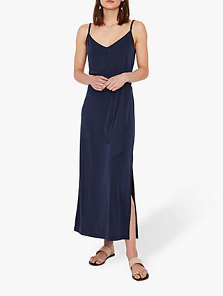 20c0ad6c2aa9 Warehouse Tie Waist Maxi Dress