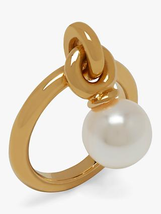 Mulberry Grace Small Ring, Gold
