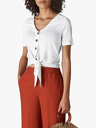 fef647363 Tops | Whistles | John Lewis & Partners