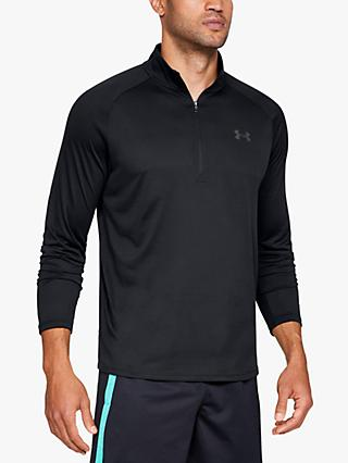 Under Armour Tech 2.0 1/2 Zip Long Sleeve Training Top
