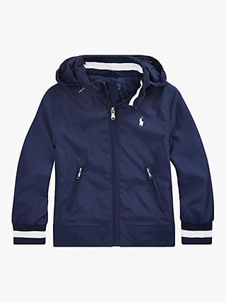 82f0109fb Boy's Jackets, Coats & Gilets | Barbour, Trespass | John Lewis