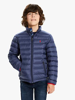 c1b4996705e Polo Ralph Lauren Boys  Packable Jacket