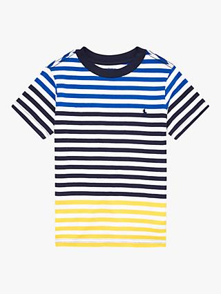 24f21b9c Boys' Shirts & Tops | T-Shirts & Polo Shirts | John Lewis & Partners