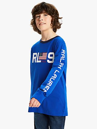 2e124771e Boys' Shirts & Tops | T-Shirts & Polo Shirts | John Lewis & Partners