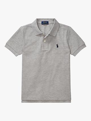6b8bb85ff Polo Ralph Lauren Boys  Mesh Polo Shirt
