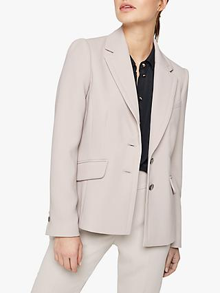 Damsel in a Dress Ebony Tailored Jacket, Neutral