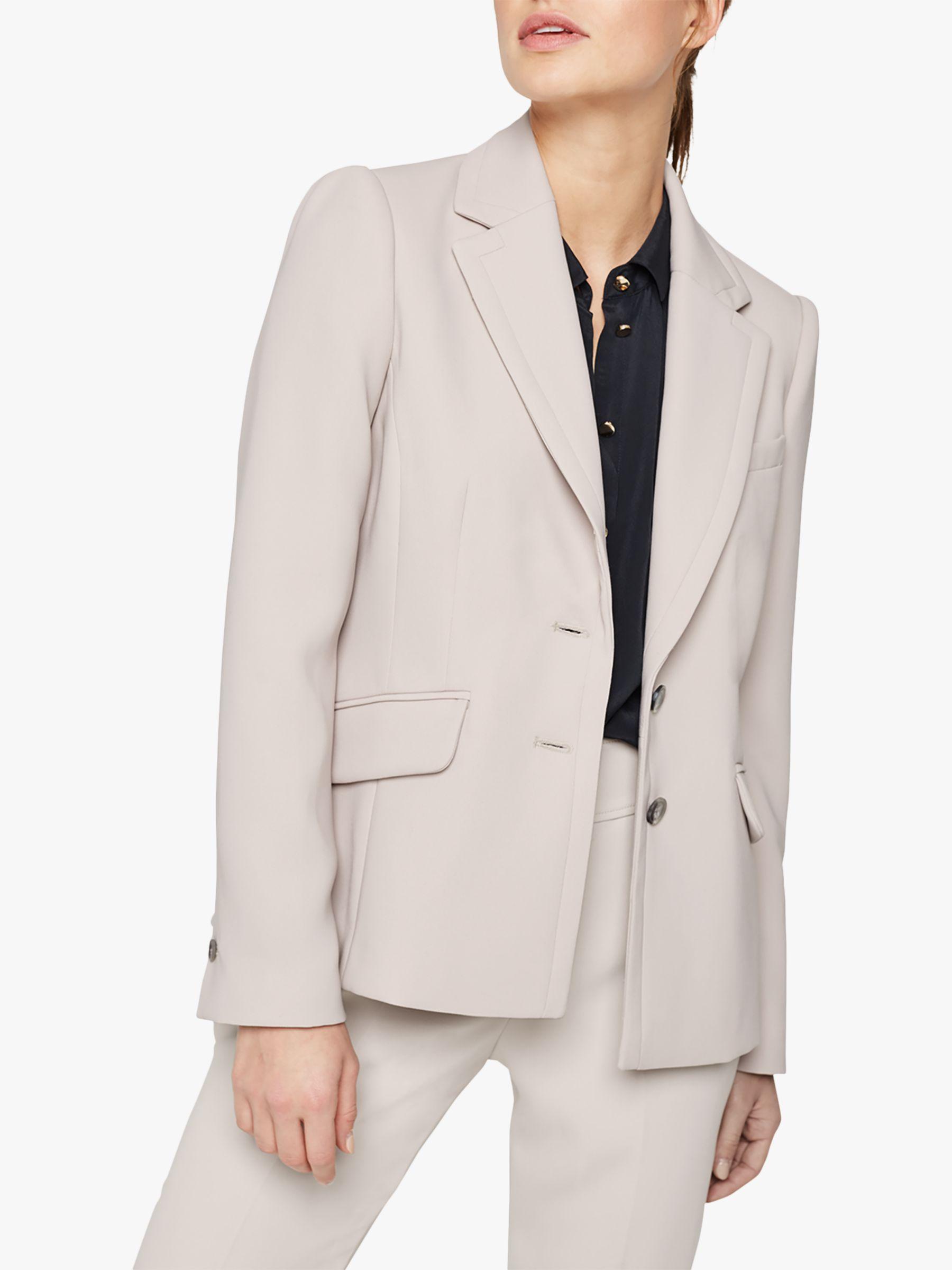 Damsel in a dress Damsel in a Dress Ebony Tailored Jacket, Neutral