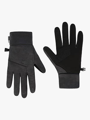 Buy The North Face Etip Men's Gloves, TNF Black Heather, S Online at johnlewis.com