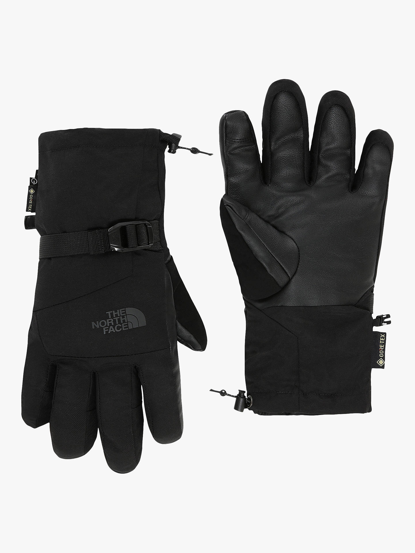 e85bba2a8 The North Face Montana Etip™ GTX Men's Ski Gloves, TNF Black at John ...