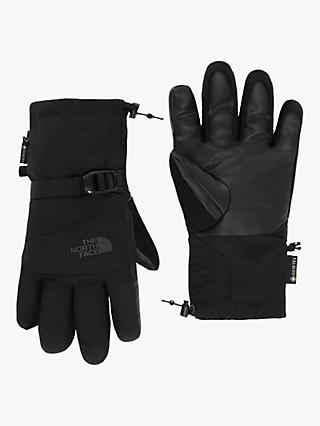 The North Face Montana Etip™ Men's Waterproof Gore-Tex Ski Gloves, TNF Black