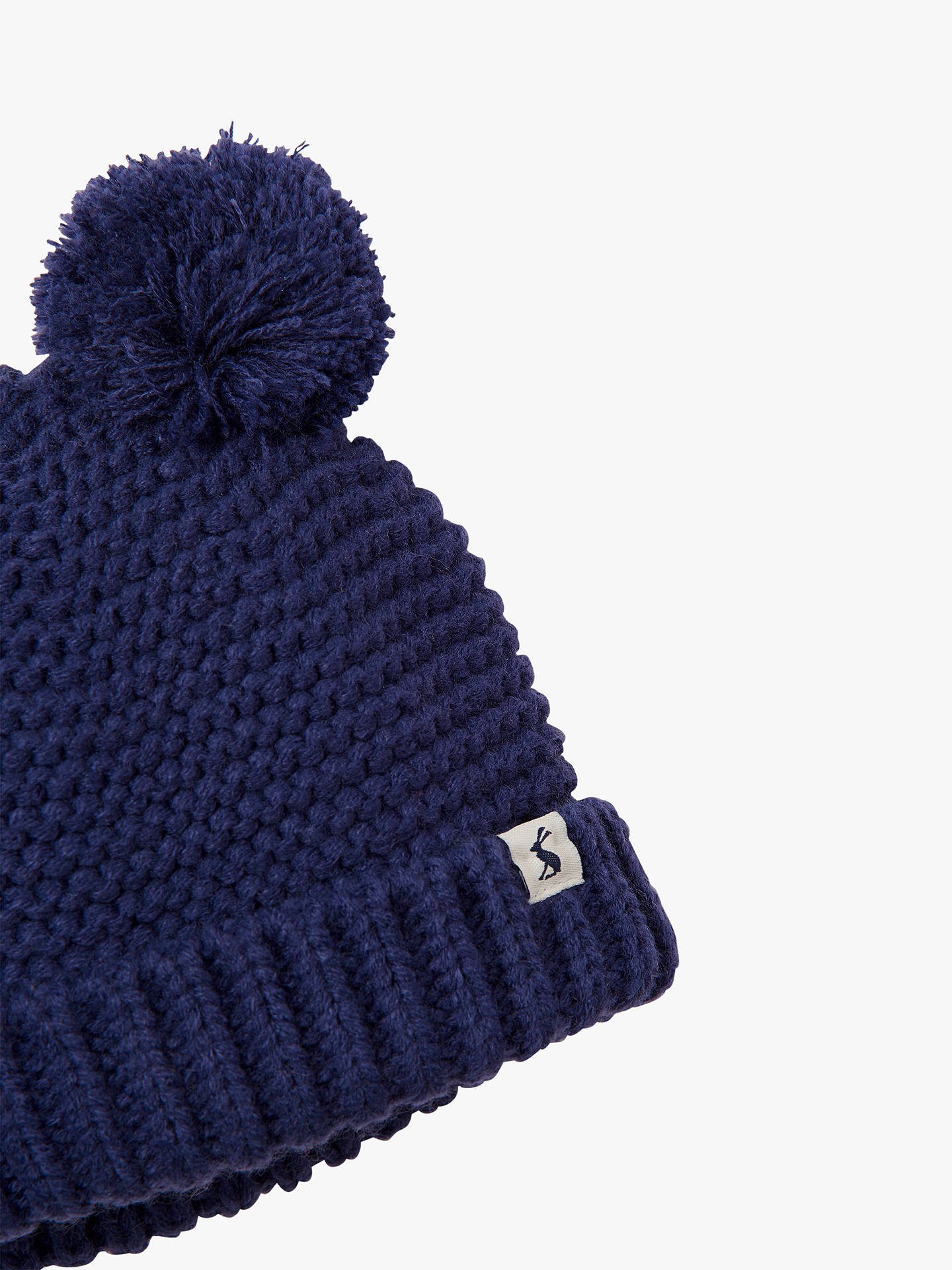 Grey 3-6 Mths Free P/&P UK Seller John Lewis Baby Cotton Star Beanie Hat