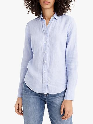 e2e6c42d4 J.Crew   Women's Shirts & Tops   John Lewis & Partners