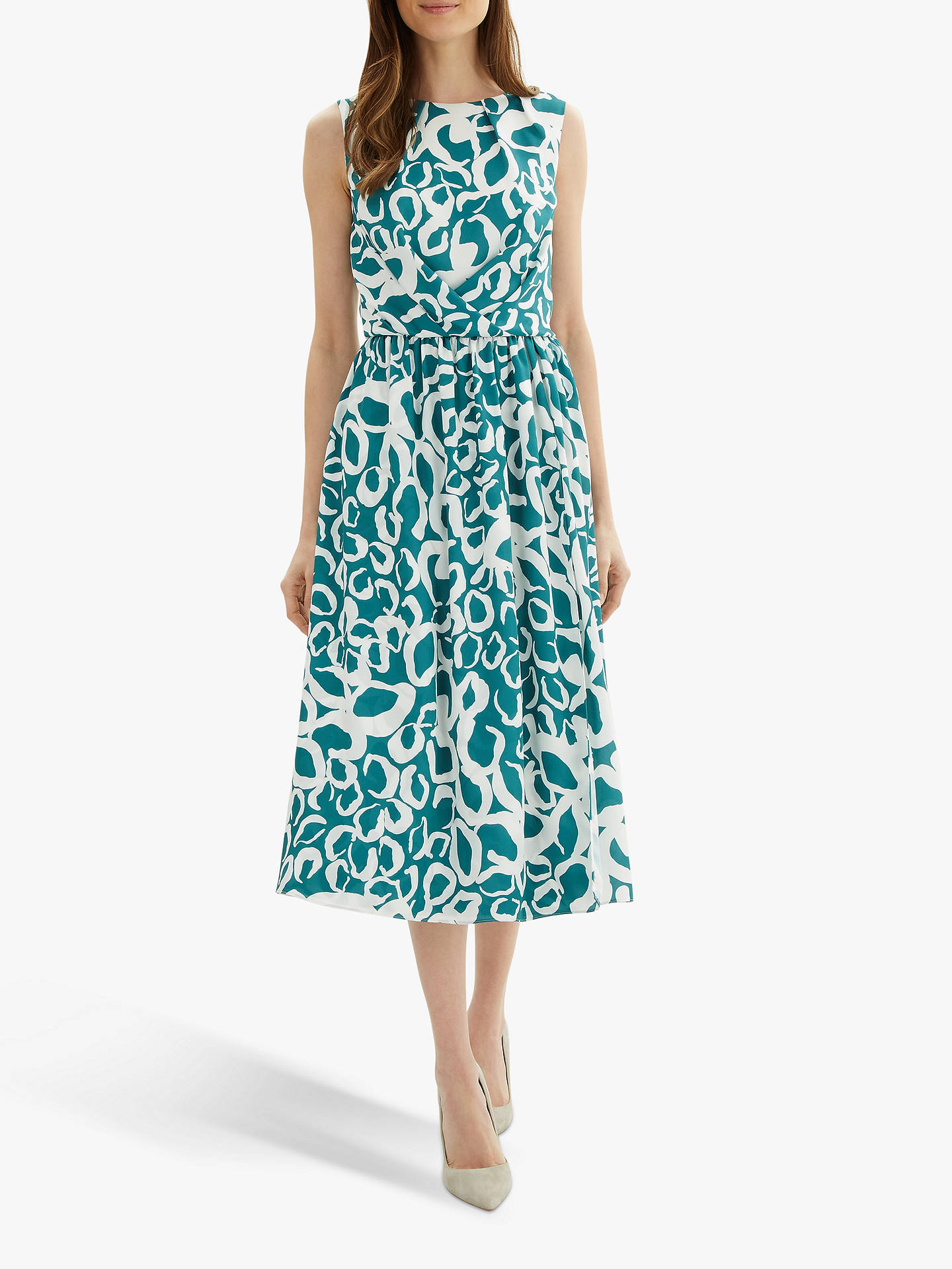 752e6c72c32 Buy Jaeger Fit and Flare Animal Print Dress