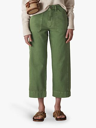 Whistles Cargo Pocket Trousers