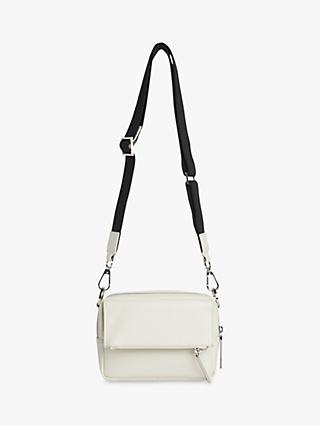 Whistles Bibi Leather Cross Body Bag