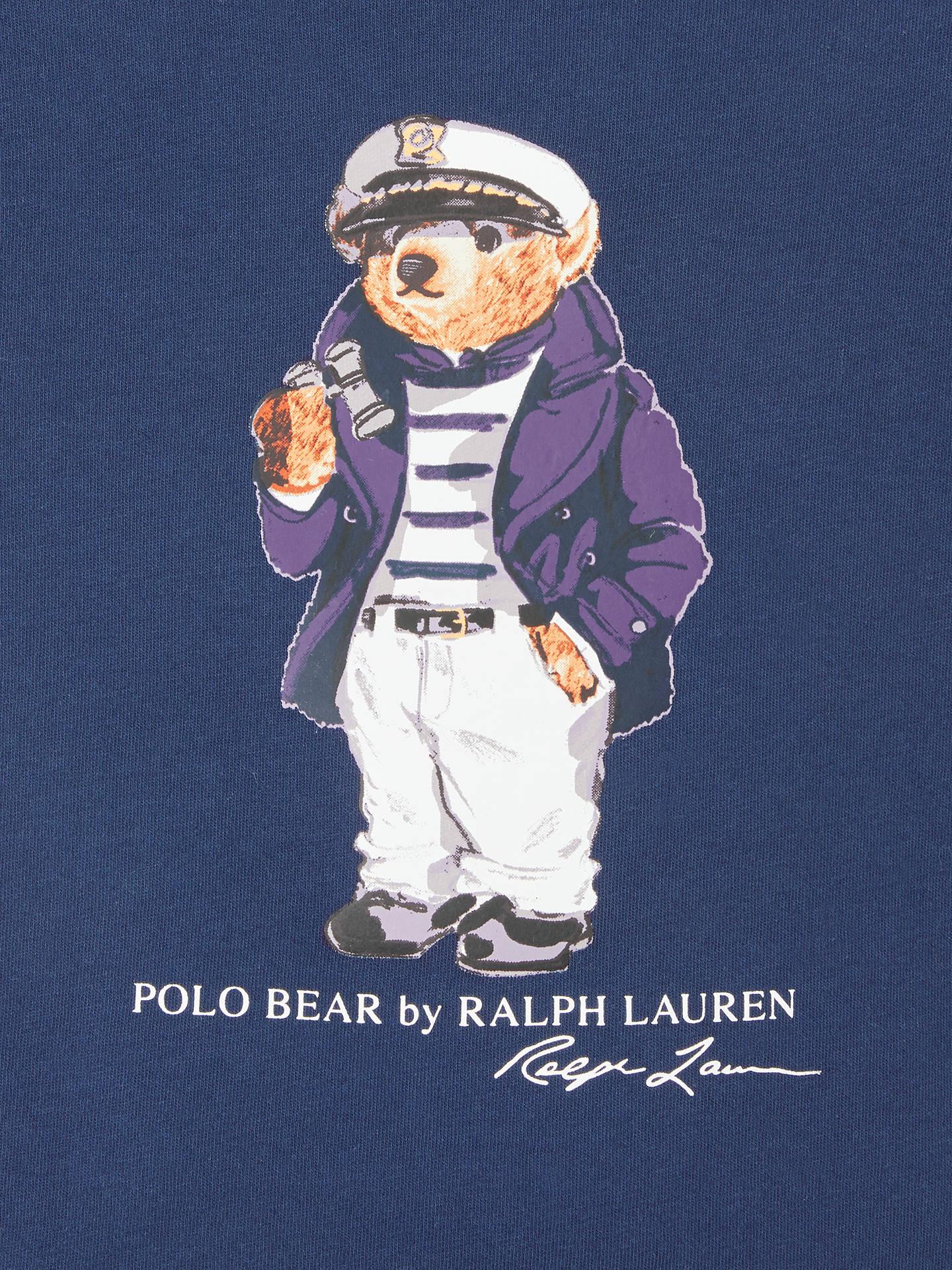 ralph lauren polo bear iphone 7 cases
