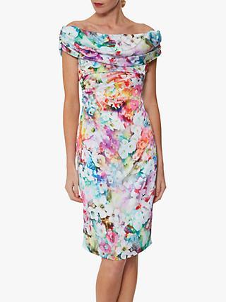 8eebb63424f Gina Bacconi Saletta Floral Dress