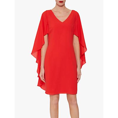 Gina Bacconi Danara Dress, Red