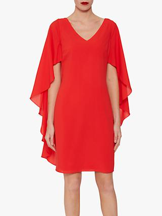 Gina Bacconi Danara Dress, Red