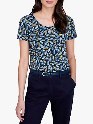 Seasalt Appletree Top, Embroidered Skipper