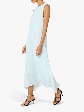 Finery Ashley Dipped Hem Dress