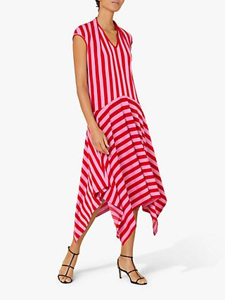 Finery Bailey Stripe Dress, Multi