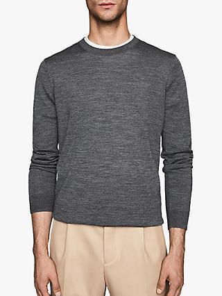 685e9c0614a Grey | Men's Jumpers & Cardigans | John Lewis & Partners
