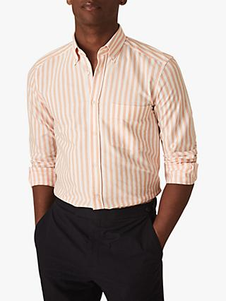 3bdf7a6bbe1 Reiss Rosen Bengal Stripe Slim Fit Shirt