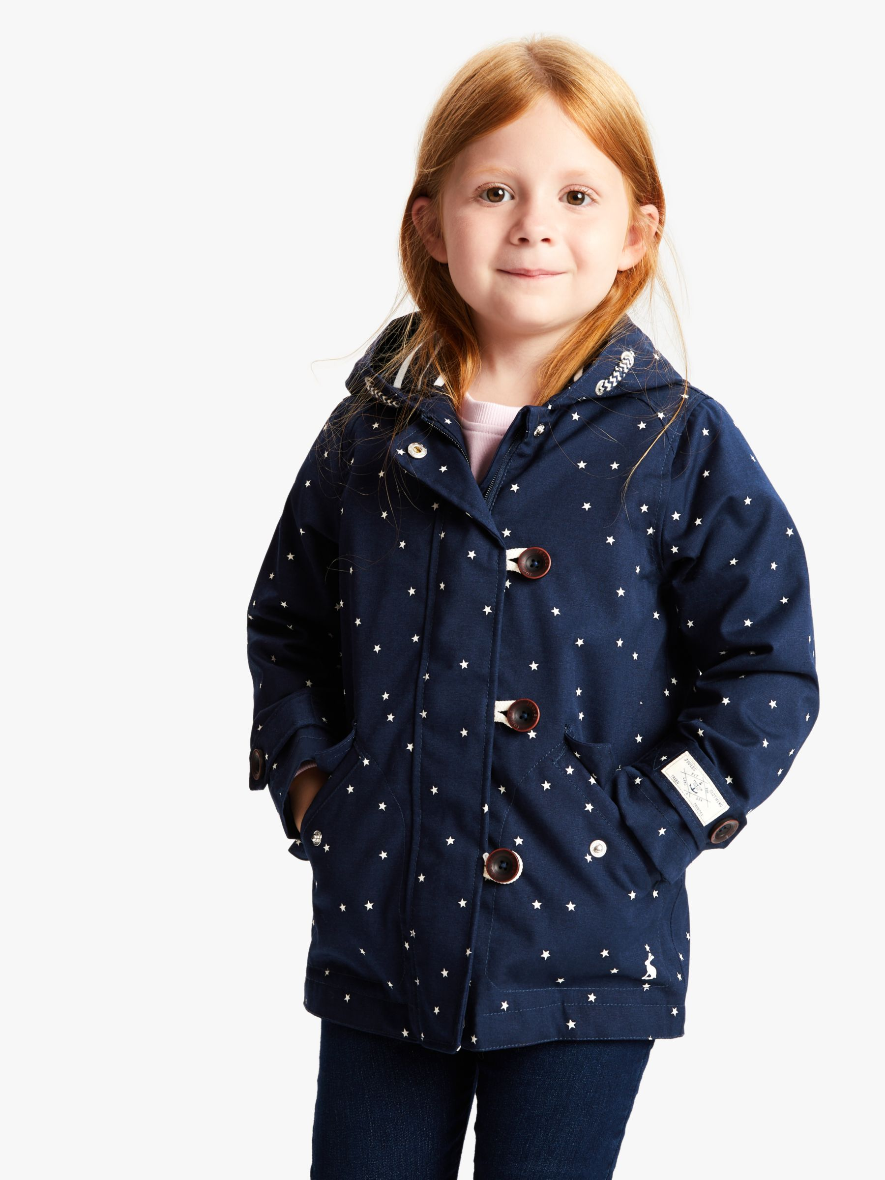 Joules Girls Coast Jacket