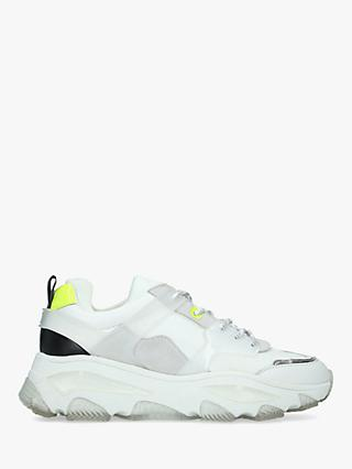 Kurt Geiger London Letta Fabric Trainers