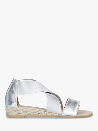Carvela Comfort Simone Cross Strap Sandals