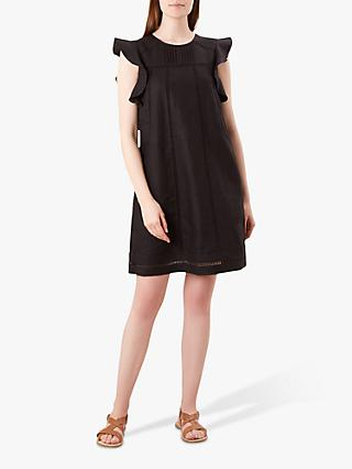 Hobbs Maggie Dress, Black