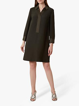 Hobbs Tora Dress, Khaki