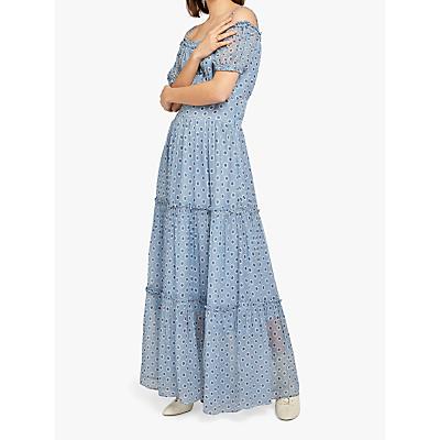 Ghost Mabel Dress, Hoop Spot