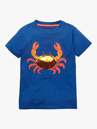 34552dd35 Mini Boden Boys  Sequin Crab T-Shirt