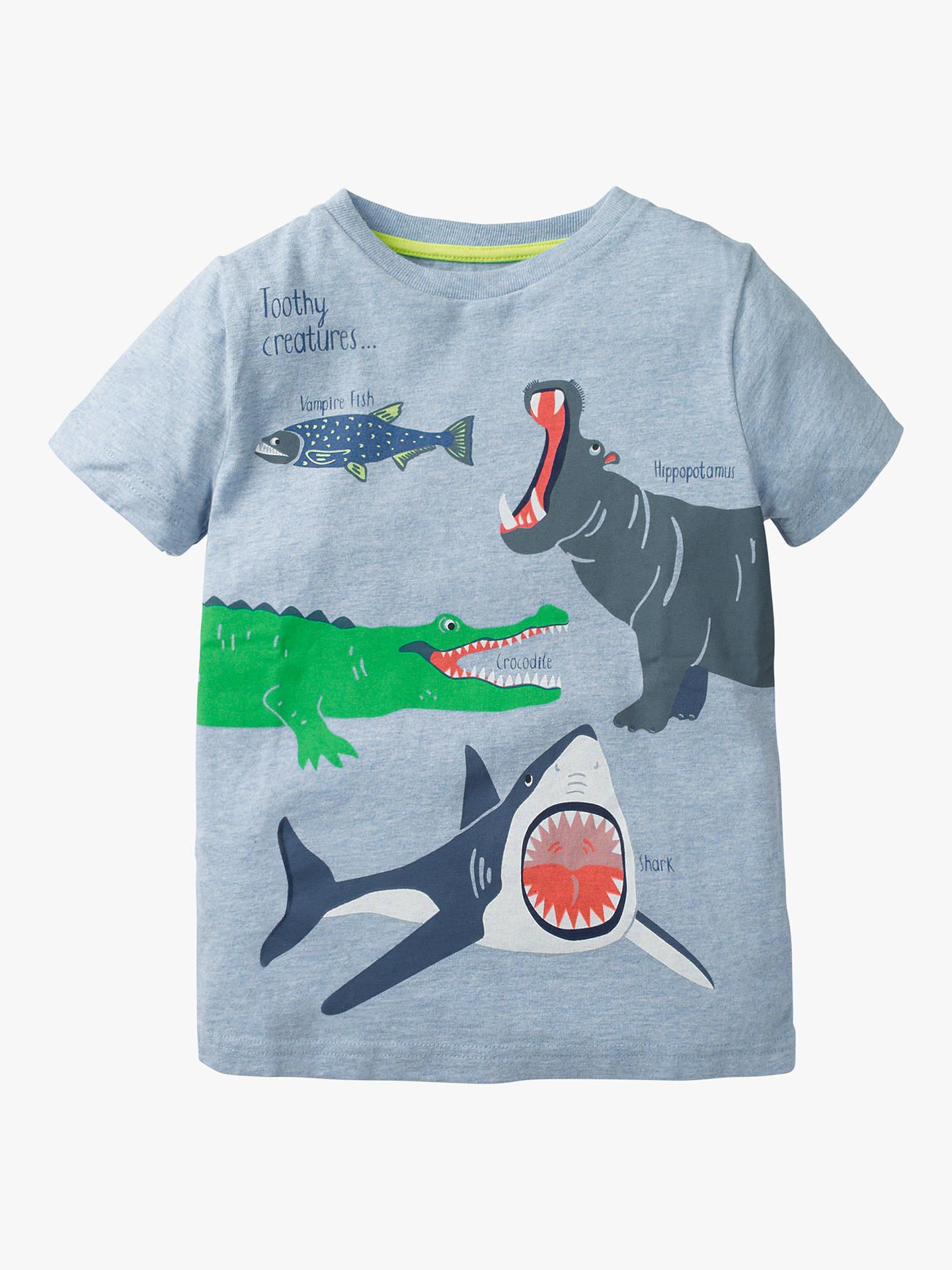 445f5f87f01 Buy Mini Boden Boys  Wild Animals Print T-Shirt