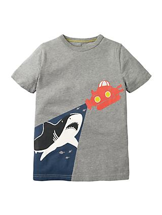 1e33de30 Boys' Shirts & Tops | T-Shirts & Polo Shirts | John Lewis & Partners