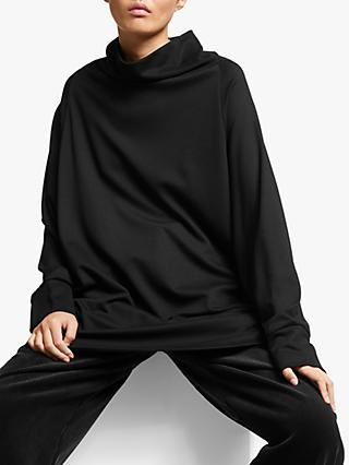Kin Funnel Neck Tunic Top