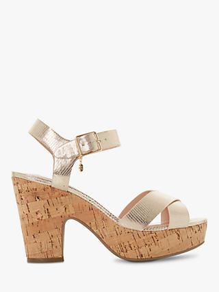 a6e04f4683f Women's Gold Shoes   Shoes & Boots   John Lewis & Partners