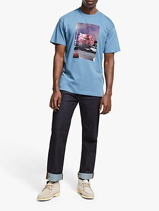 Carhartt WIP Matt Martin Graphic T-Shirt, Cold Blue