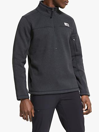 The North Face Gordon Lyons Fleece, TNF Black Heather