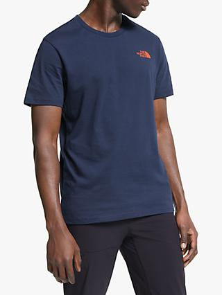 The North Face Simple Dome T-Shirt, Montague Blue