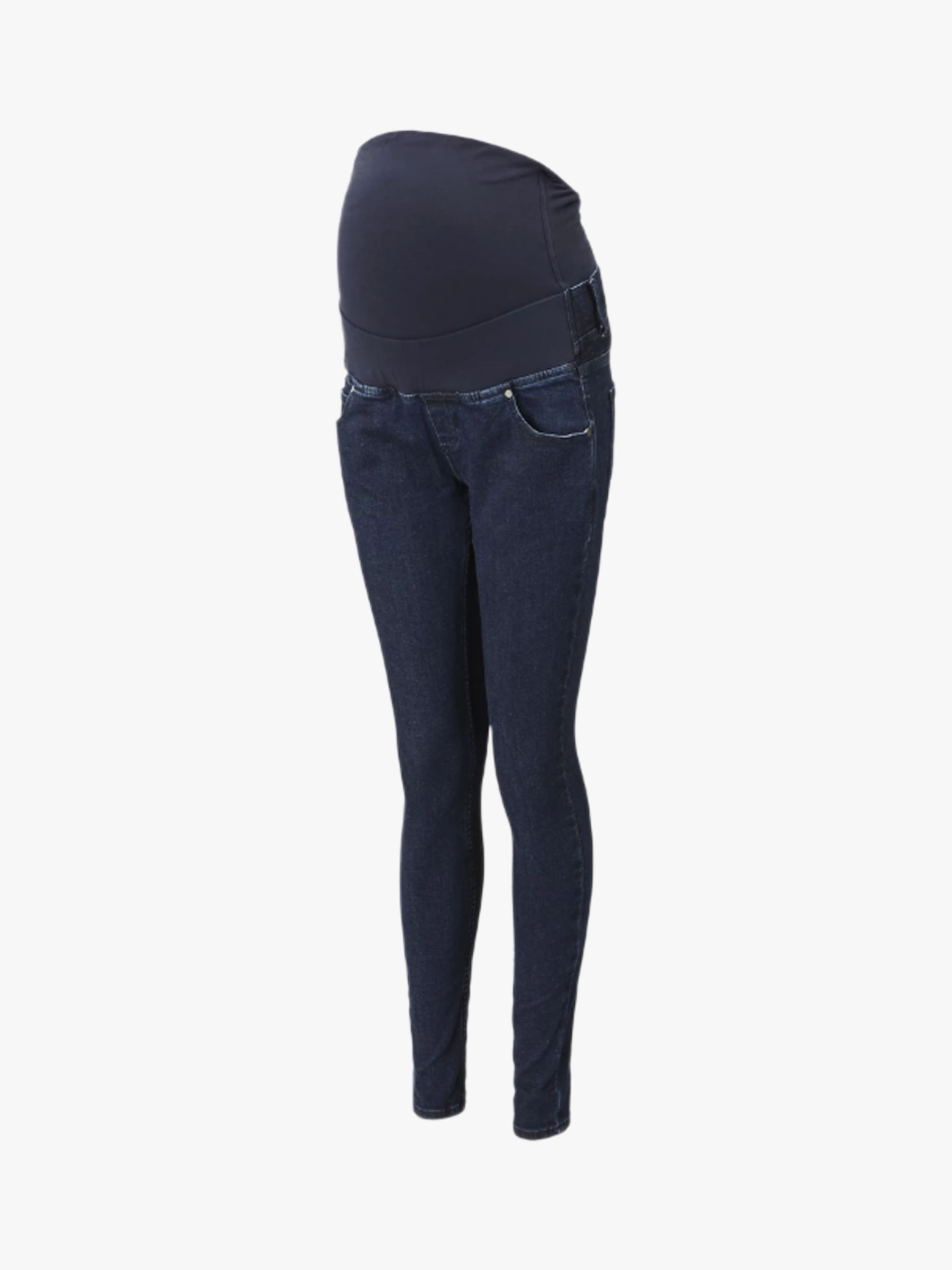 Isabella Oliver Isabella Oliver Super Stretch Skinny Maternity Jeans, Indigo