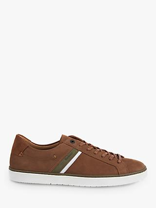 Barbour Arrow Nubuck Cupsole Trainers