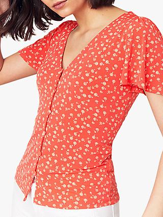 8f850a1846b3d Oasis Karlie Floral Blouse